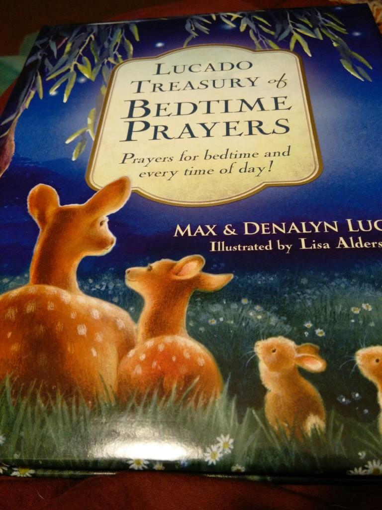 treasury of prayers cover