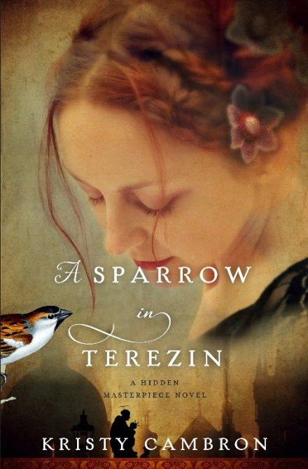sparrow in Terezin cover