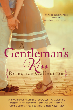 gentleman's kiss book cover