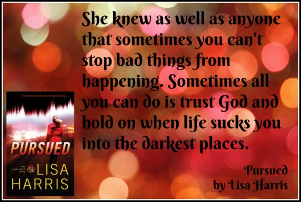 Pursued by Lisa Harris