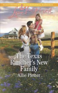 Texas Ranchers New Family Allie Pleiter