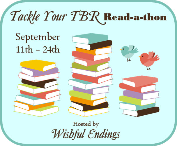 Tackle Your TBR Update