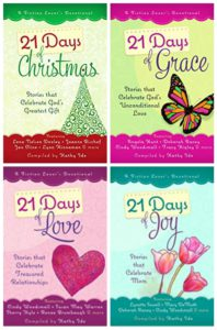 21 Days of Christmas Kathy Ide