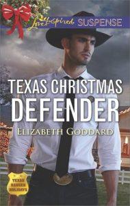 Texas Christmas Defender Elizabeth Goddard