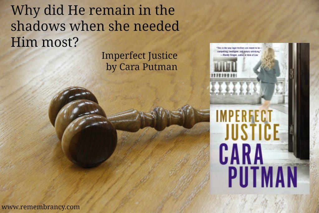 Imperfect Justice Cara Putman