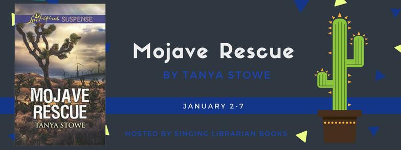 Mojave Rescue Tanya Stowe