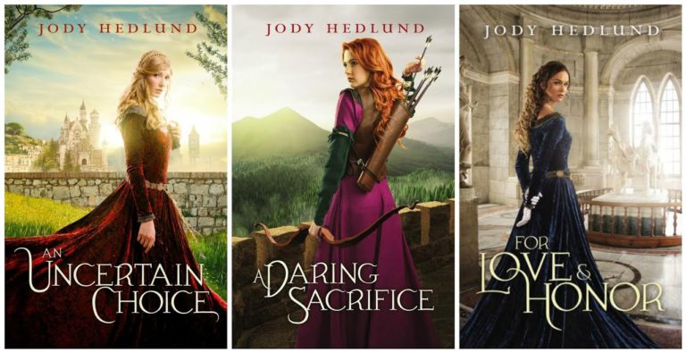 A Loyal Heart Giveaway jody hedlund