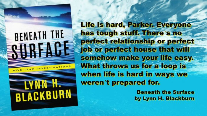 Beneath the Surface Lynn H. Blackburn
