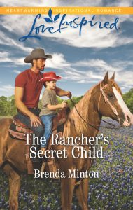 Rancher's Secret Child Brenda Minton