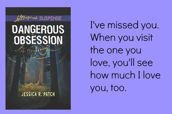 Dangerous Obsessions Jessica R. Patch