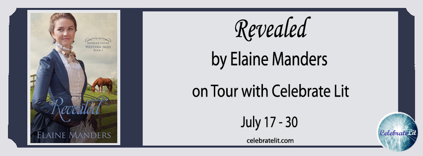 Revealed by Elaine Manders