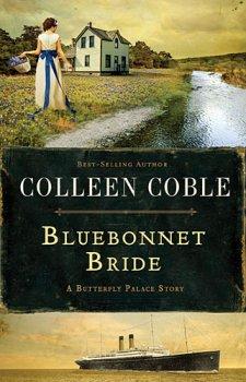 bluebonnet bride cover