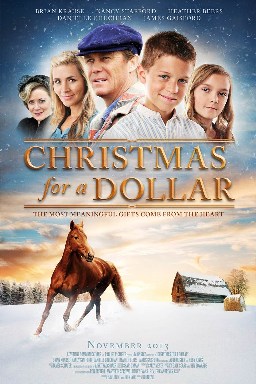 Christmas for a Dollar DVD and Family Christian Stores Giveaway ...