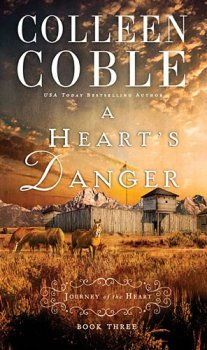 A Heart's Danger cover