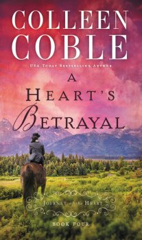 heart's betrayal cover