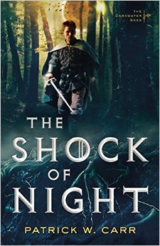 the shock of night cover
