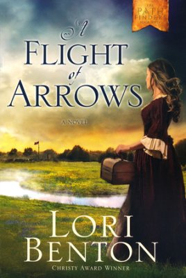 a-flight-of-arrows-cover