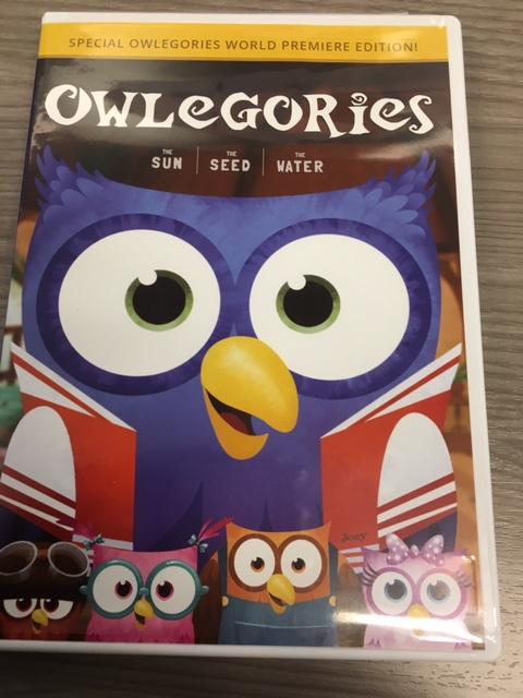 owlegories DVD