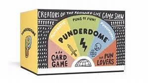punderdome game box