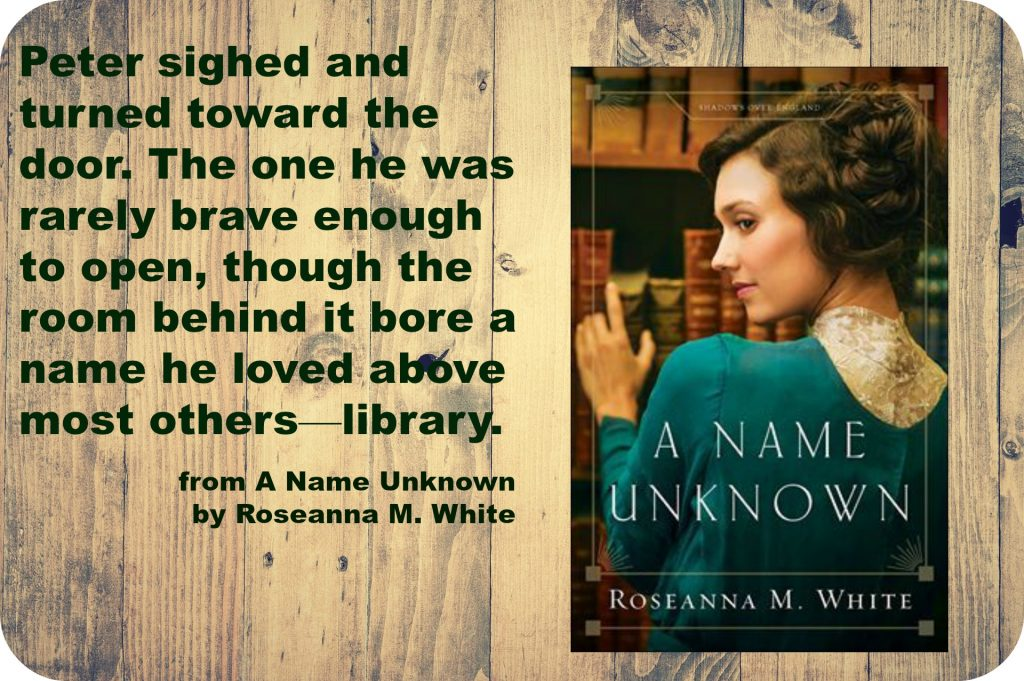 A Name Unknown Roseanna M White