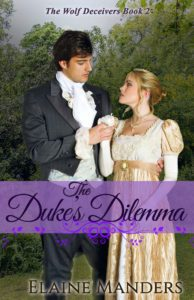 The Duke's Dilemma Elaine Manders