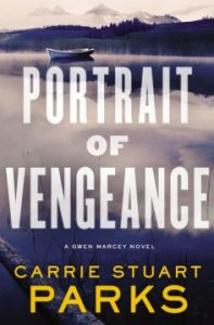 Portrait of Vengeance Carrie Stuart Parks