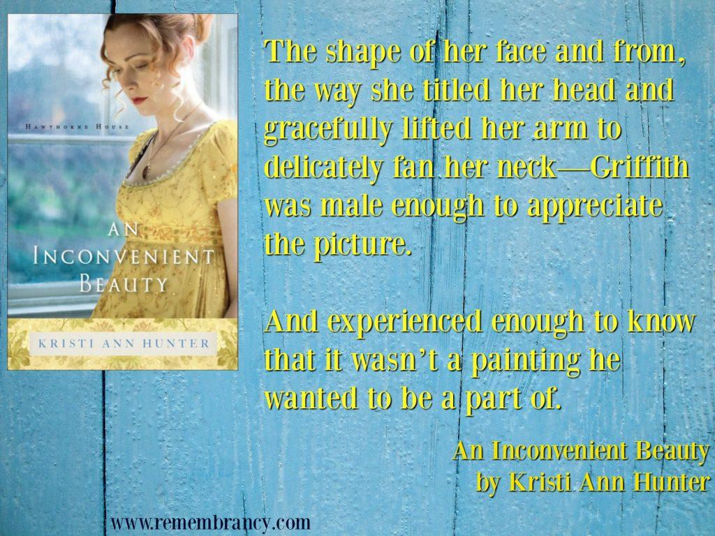 Inconvenient Beauty Krisit Ann Hunter