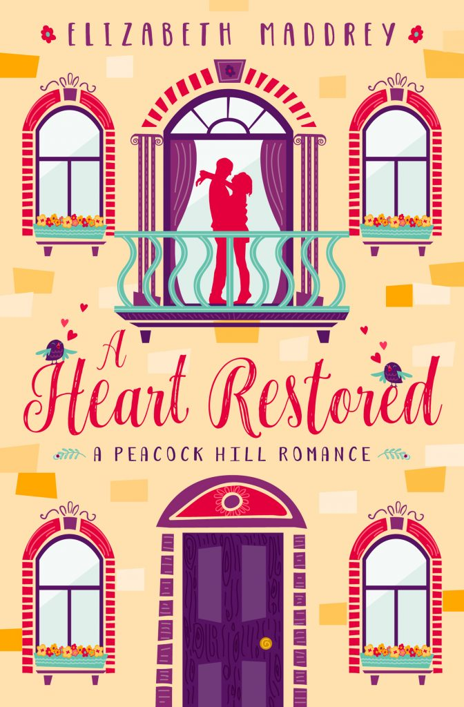 Cover Reveal Heart Restored