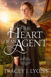 Heart of an Agent Tracey Lyons