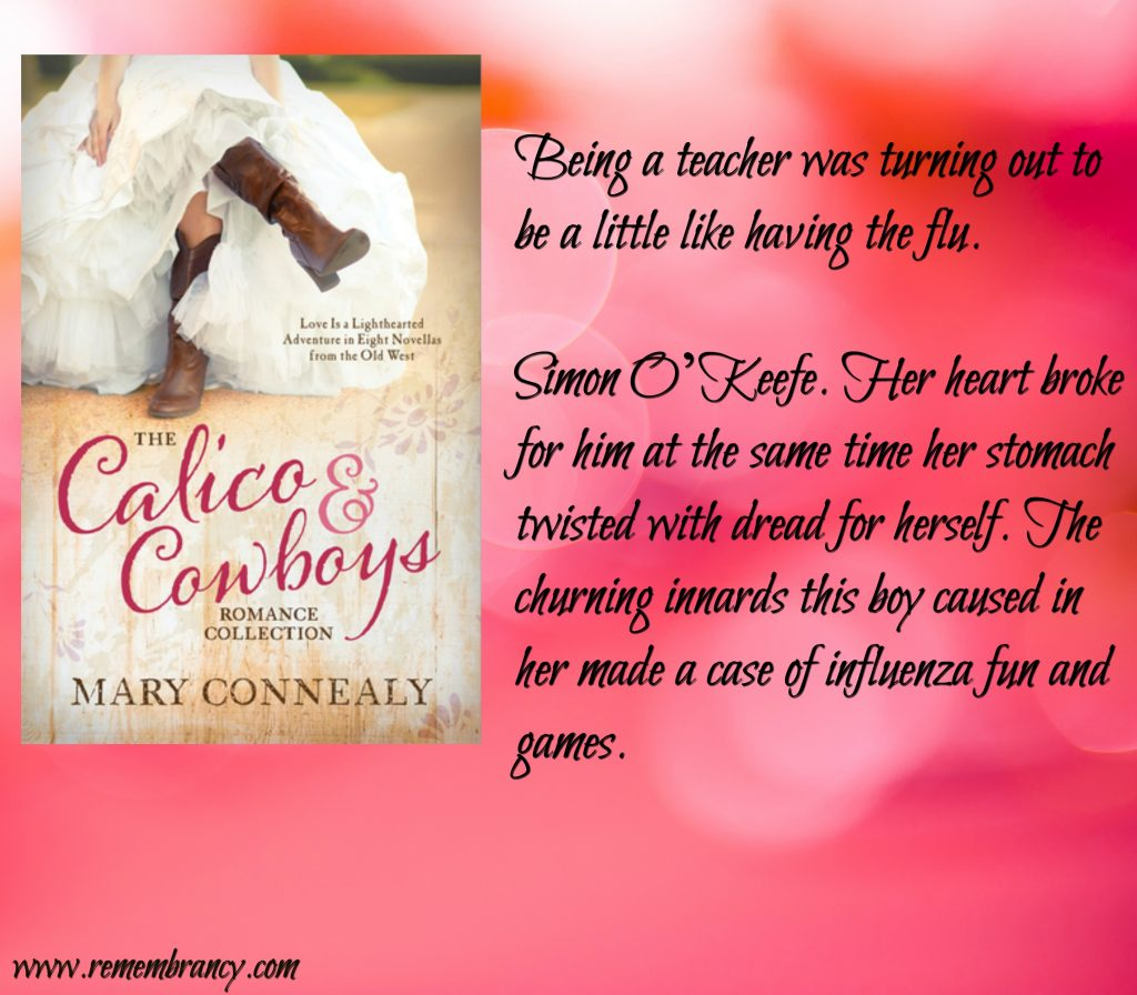 Calico and Cowboys Mary Connealy