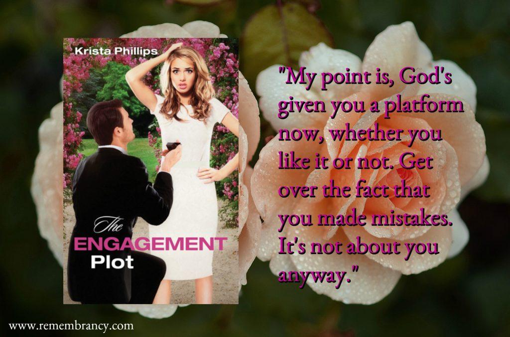 Engagement Plot Krista Phillips