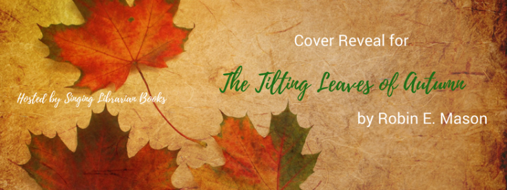 Cover Reveal Tilting Leaves of Autumn