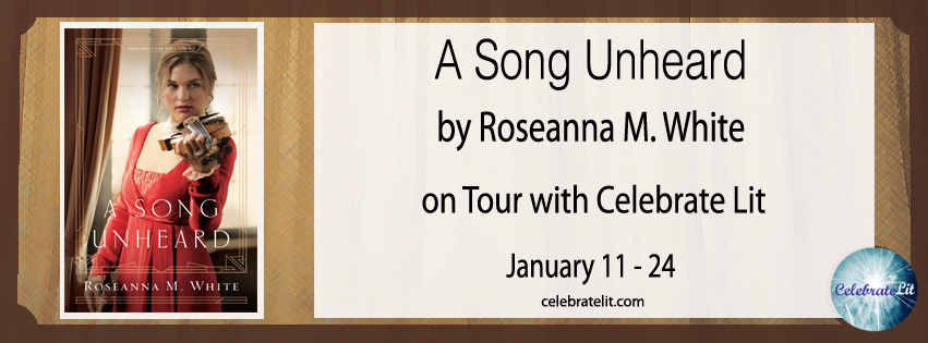 A Song Unheard Roseanna M. White