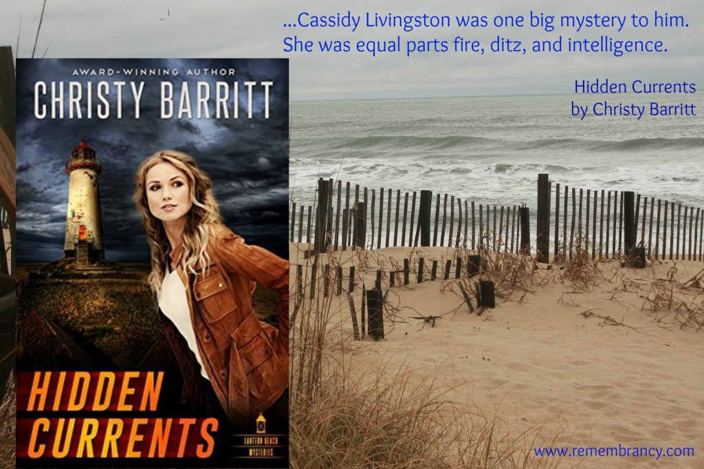 Hidden Currents Christy Barritt