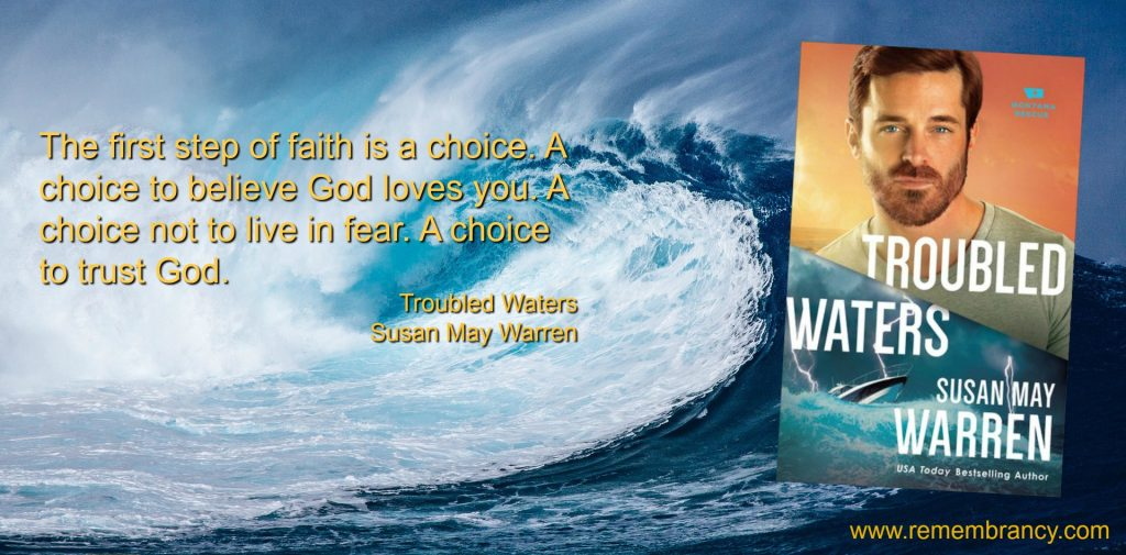 Troubled Waters Susan May Warren