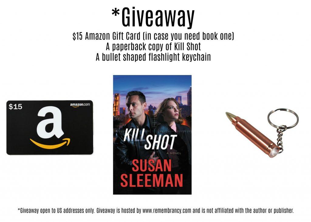 Kill Shot Susan Sleeman