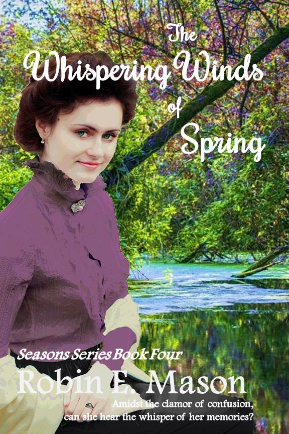 Cover Reveal The Whistpering Winds of Spring