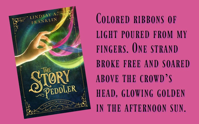 First Line Friday the Story Peddler