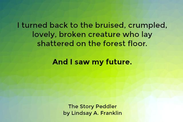 The Story Peddler Lindsay A. Franklin