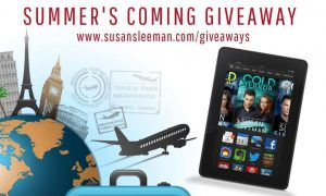 Summers Coming Giveaway