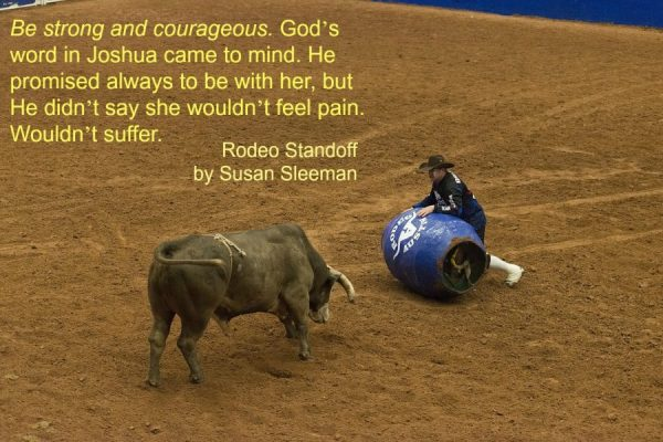 Rodeo Standoff Susan Sleeman