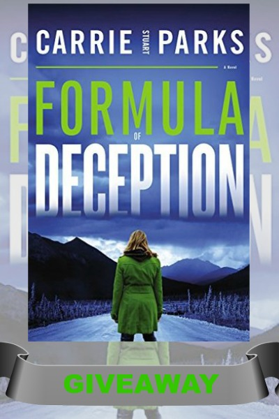 Formula of Deception Giveaway