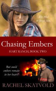 Chasing Embers Book