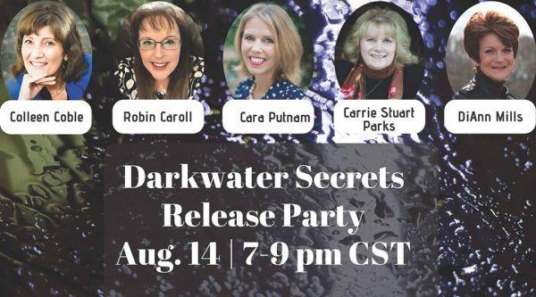 Darkwater Secrets Robin Caroll