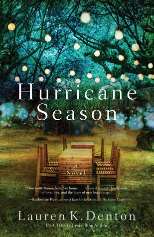 Hurricane Season Lauren K. Denton