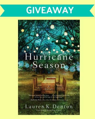 Hurricane Season Giveaway