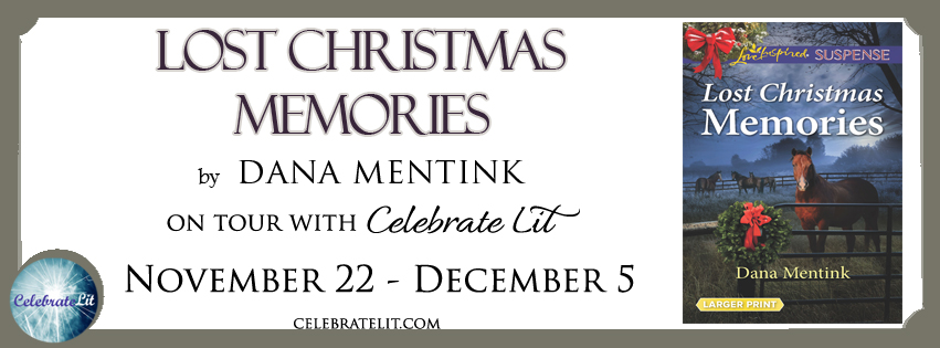Lost Christmas Memories Blog Tour Banner