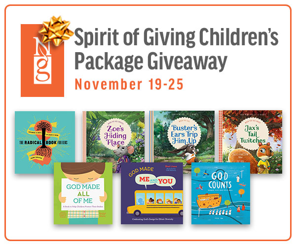 New Growth Press Children's Giveaway