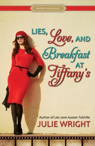 Lies, Love and Breakfast at Tiffany's
