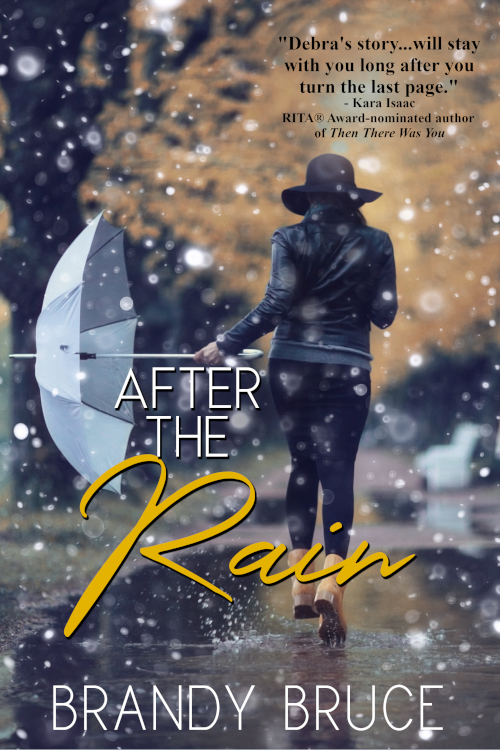 After the Rain Cover Reveal